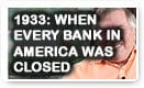 1933: When Every Bank In America Was Closed - History Video!